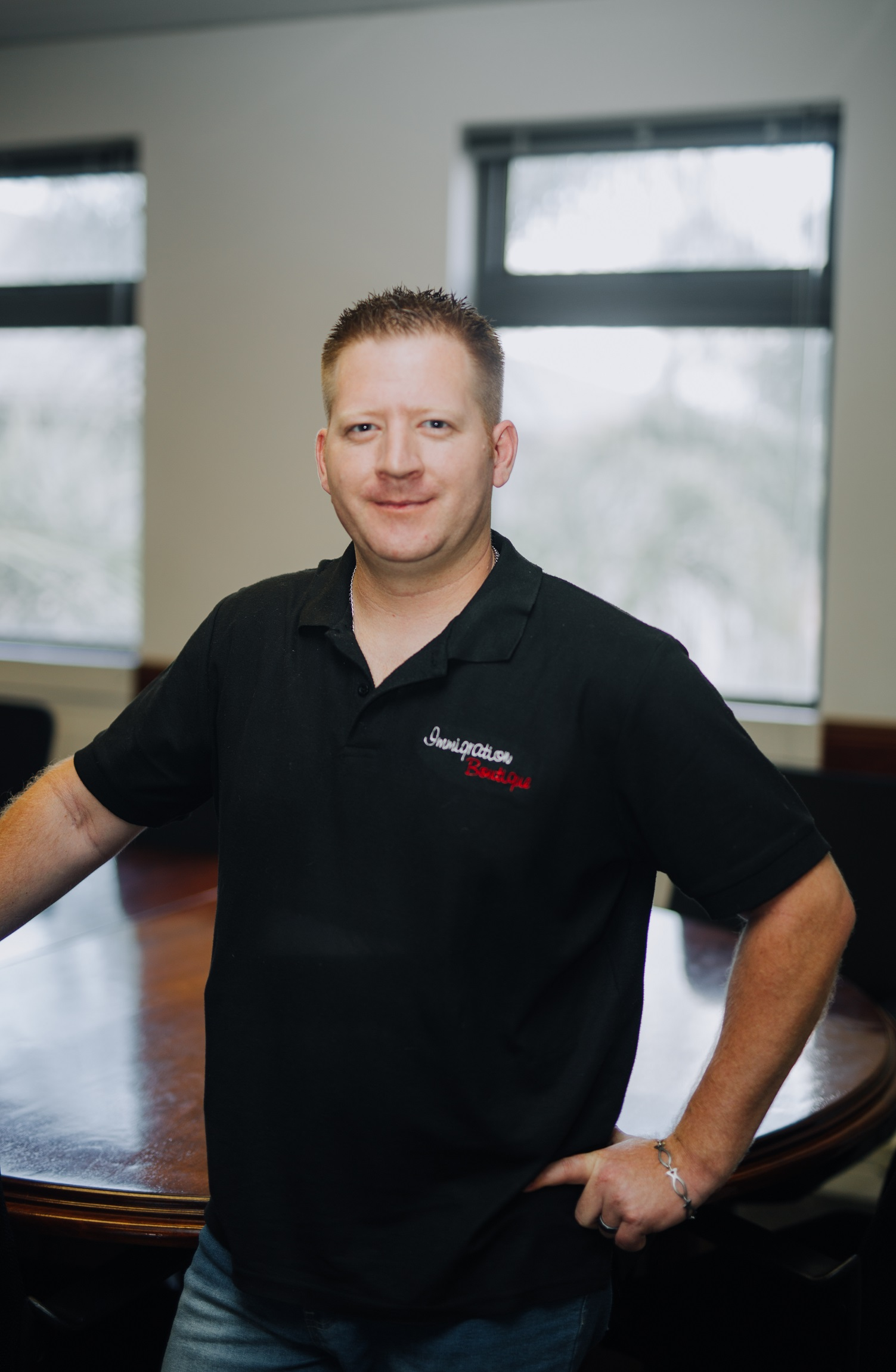 Gert Coetzee<br>  Manager - Immigration